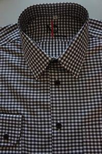Overhemd Extra Lange Mouw.Overhemden Met Klittenbandsluiting Seniorenhemden Nobuttons