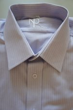 KORTE-MOUW-Overhemd-Monaco
