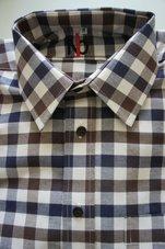 KORTE-MOUW-Overhemd-Napels