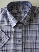KORTE-MOUW-overhemd-Gent