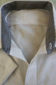 KORTE MOUW overhemd  Chania