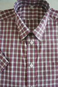 KORTE MOUW Overhemd Lissabon.