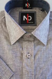 KORTE MOUW overhemd Salamanca