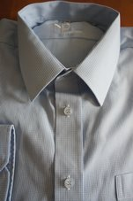 Overhemd-Napels