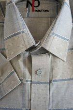 KORTE--MOUW-overhemd-Samos
