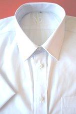 KORTE-MOUW-Overhemd-Aalst